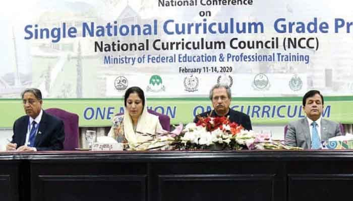 Single National Curriculum Pakistan 2021 [PDF] - SNC 2021